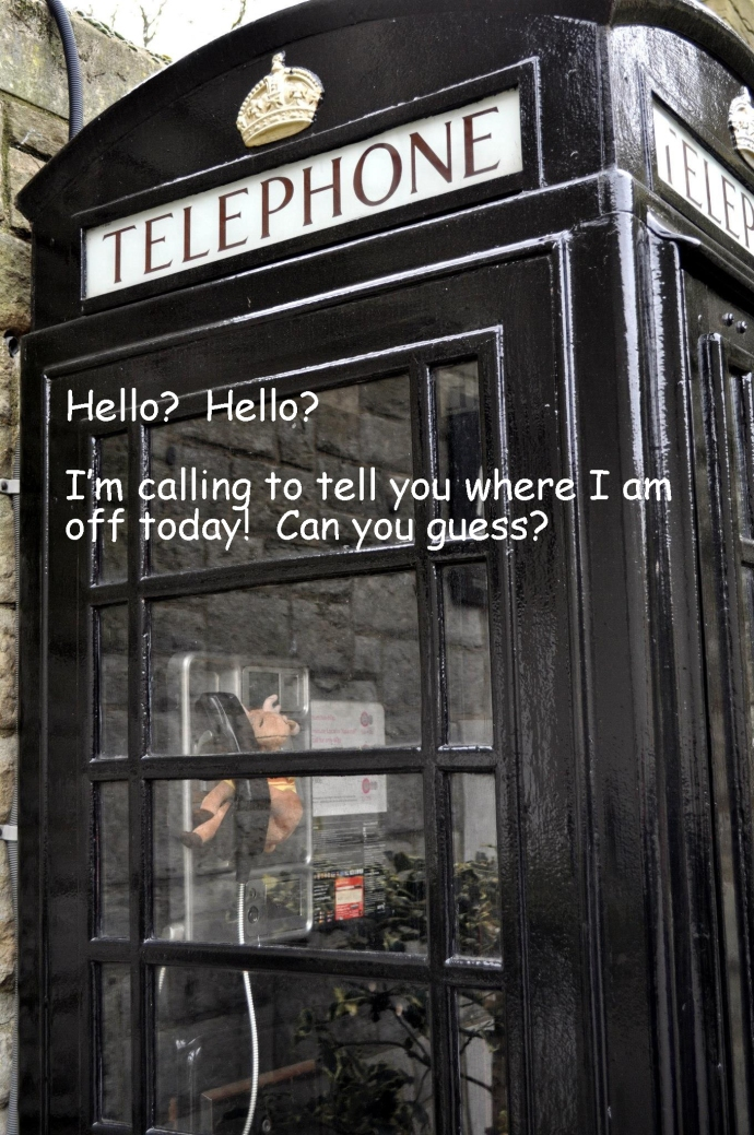 phone booth copy