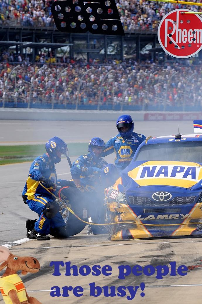 May 6 2012-NASCAR-Aaron's 499